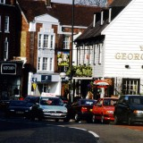 High St by George Inn