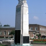 Post Office & War Memorial