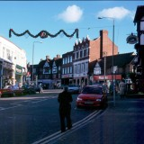 Xmas Lights 1999 - High St 2