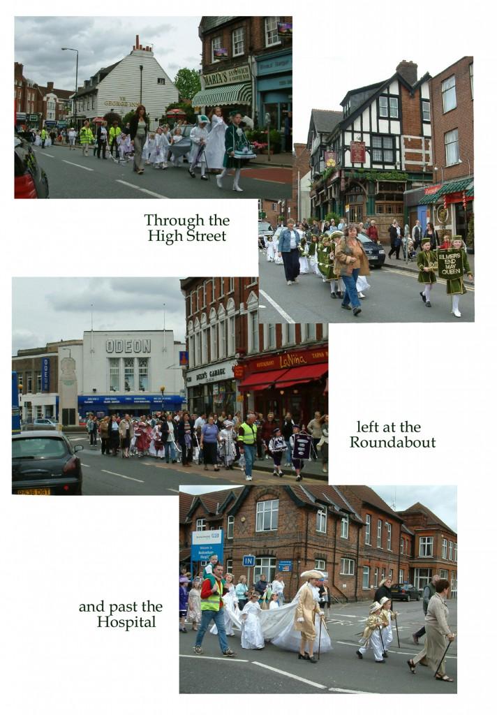 2003 May Day Beckenham